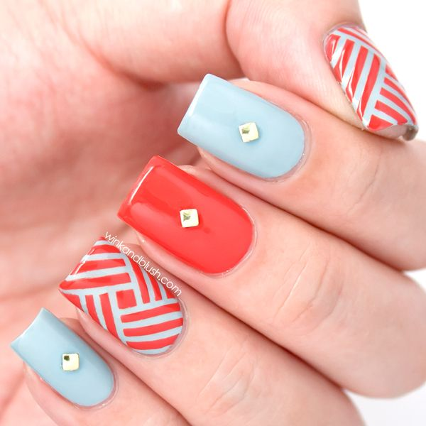 10-stripe-nail-designs Nail Art Designs Step By At Home on makeup at home, tattoo at home, nail art wolves, nail polish art at home, hair at home, nail gel at home, jewelry at home, flower at home, nail polish designs easy to do at home, nail design ideas, manicure at home, halloween at home, nail polish remover at home,