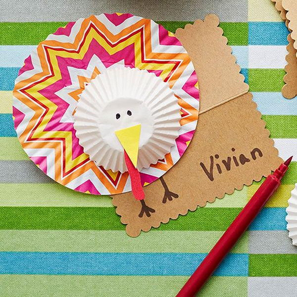 Fun And Creative Thanksgiving Place Cards