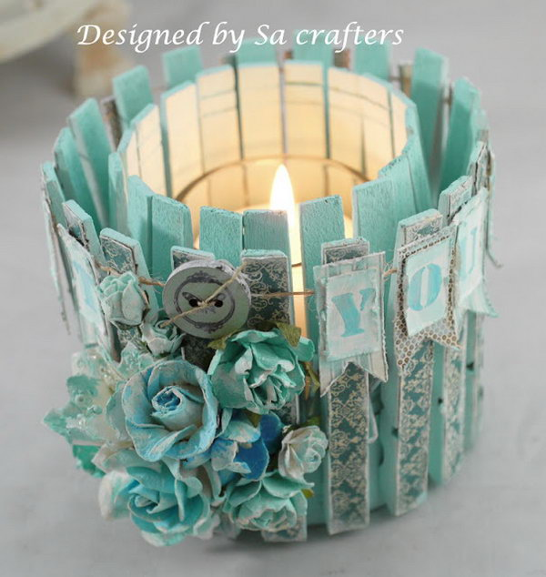 20 recycled tin can craft ideas hative for Tin cans for crafts