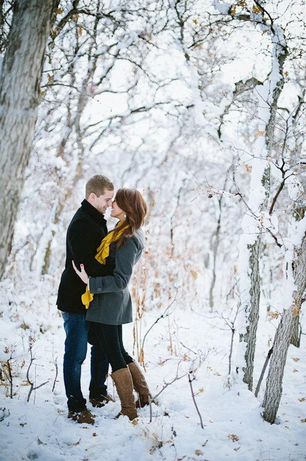 7 Romantic Winter Date Ideas