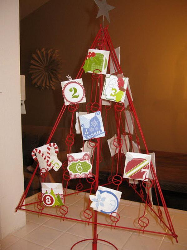 Make Advent Calendars For Christmas Hative