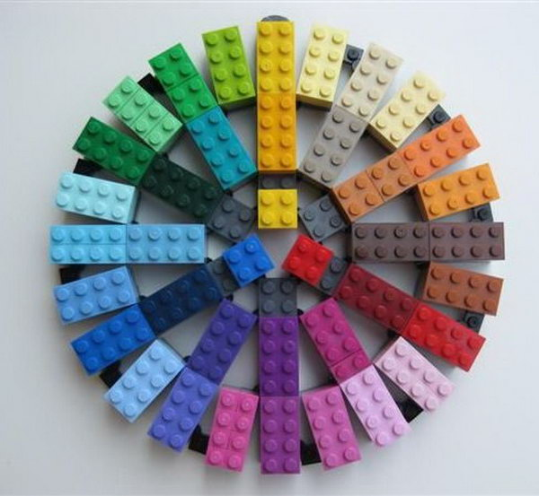 Creative Color Wheel Cool Creative Color Wheel Project Ideas  Hative Review