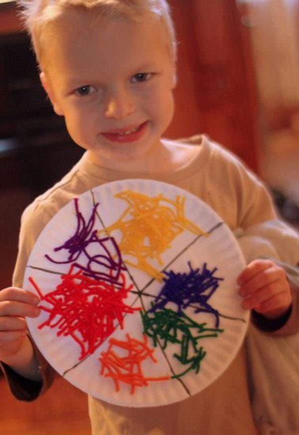 Creative Color Wheel Project Ideas - Hative