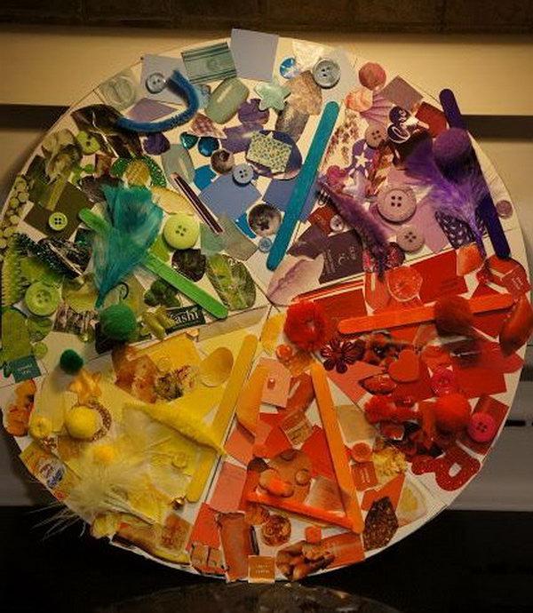 Creative Color Wheel Project Ideas Hative