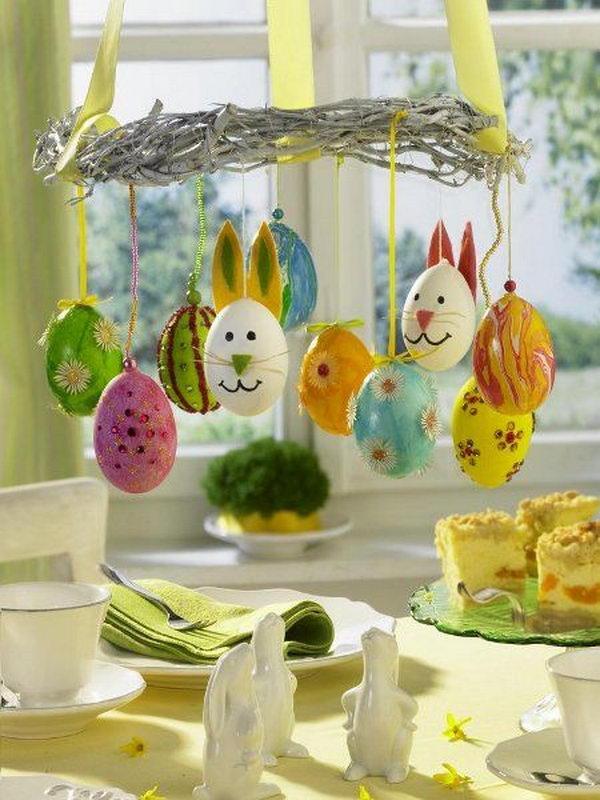 20 DIY Egg Decorating Ideas Tutorials Hative