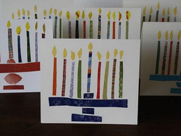 Jewish hanukkah crafts for kids hative for Hanukkah crafts for kindergarten