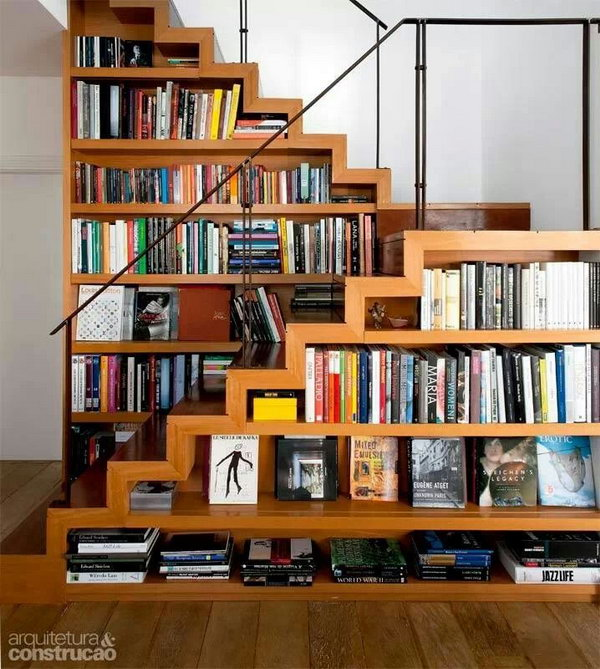 Interesting Home Library Designs For Modern Homes: Cool Home Library Ideas