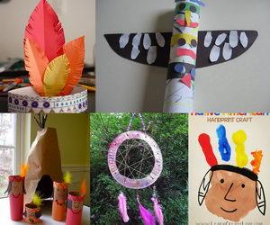 Native American Crafts For Kids Tecnoraccom