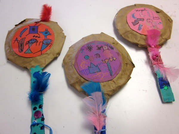Thanksgiving Arts Crafts Preschoolers
