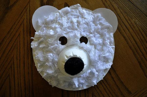 Cool Polar Bear Crafts For Winter And Christmas Season