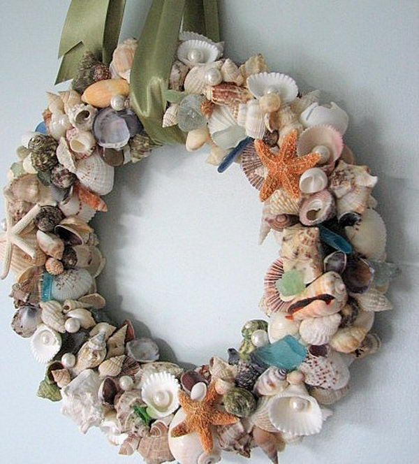 20 cool seashell project ideas   hative
