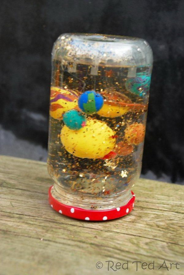 creative solar system projects - photo #20
