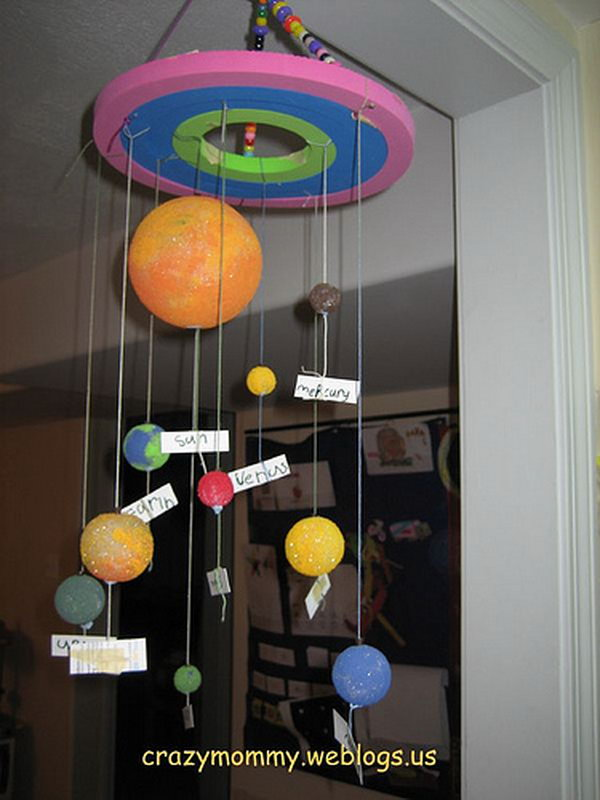 solar system project ideas - photo #17