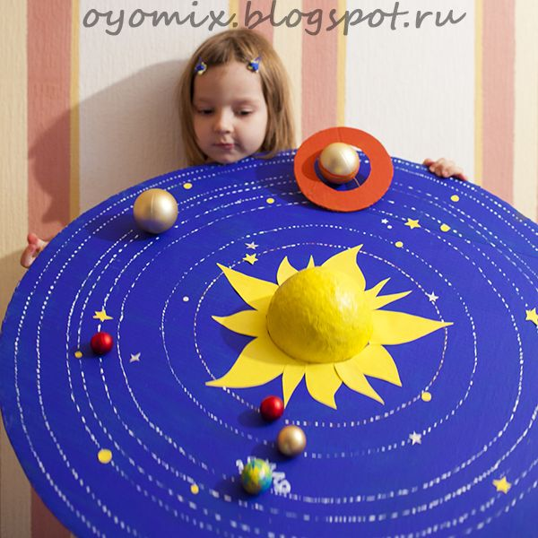 solar system project ideas for kids hative