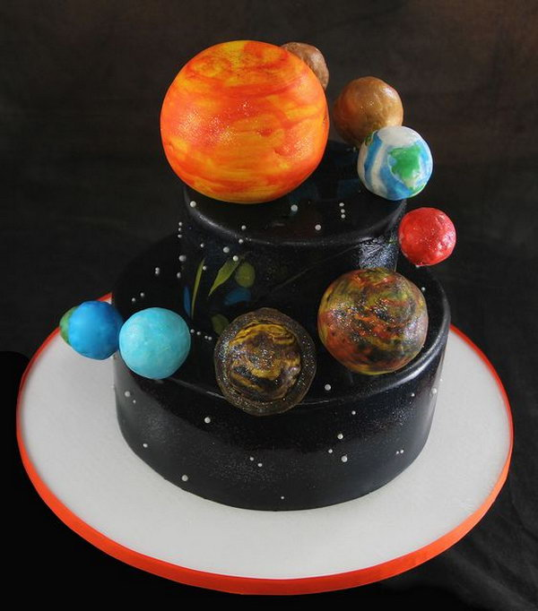 3d solar system model ideas - photo #27