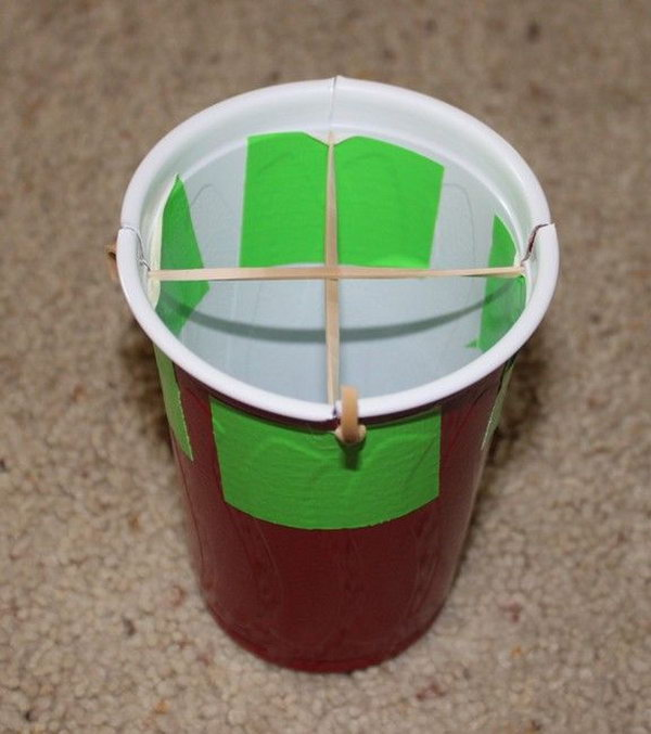 Cool space crafts for kids hative - Crafts made from plastic cups ...