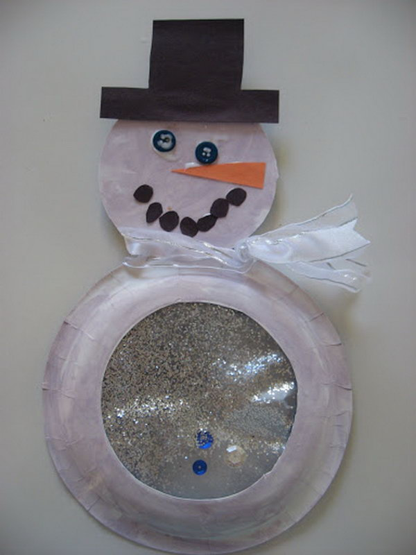 fun and creative winter themed crafts for kids