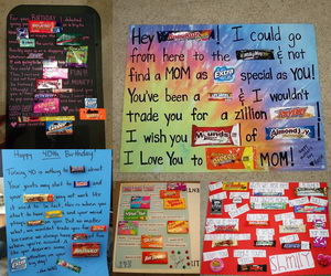 Candy bar poster ideas with clever sayings hative bookmarktalkfo Images