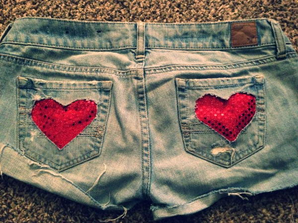 20 Cool Diy Shorts Ideas For Girls Hative