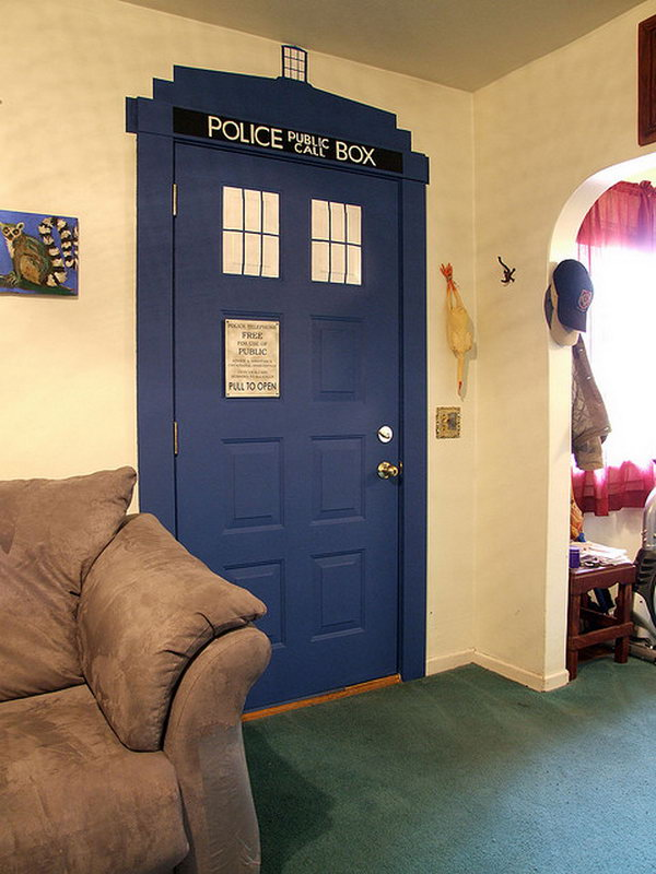 Doctor Who or TARDIS Designs and Ideas - Hative