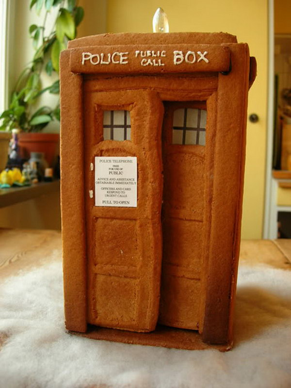 Doctor Who Or Tardis Designs And Ideas Hative