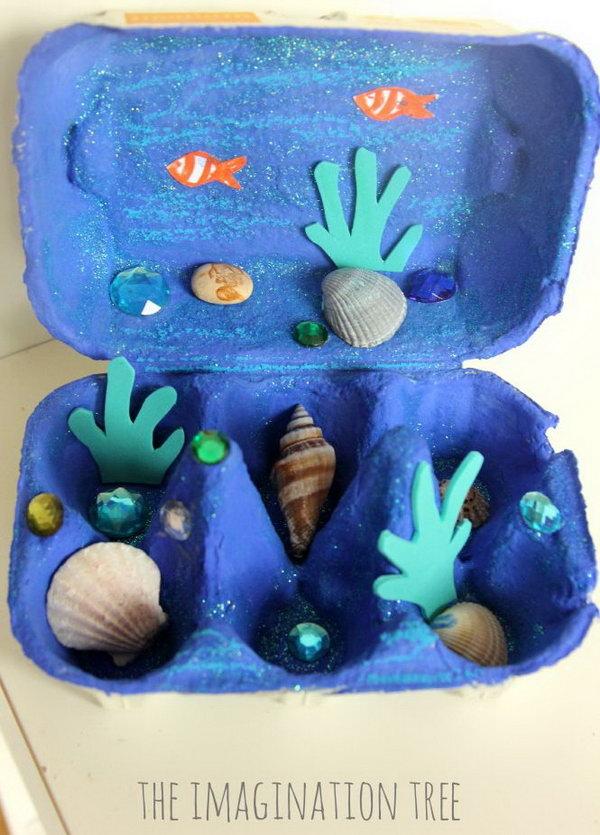 Cool Diy Egg Carton Crafts Hative