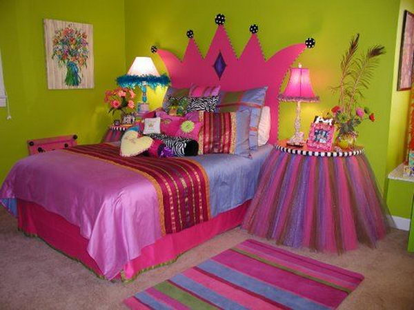 7 Inspiring Kid Room Color Options For Your Little Ones: 20+ Creative Headboard Decorating Ideas