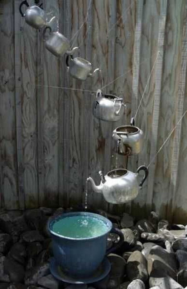 Creative Rain Chains Hative
