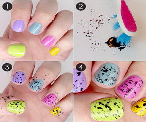 step-by-step-nail-art-collage
