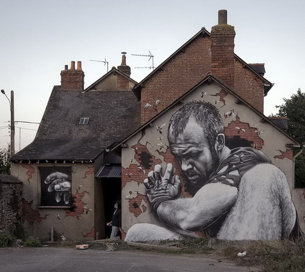 Street Art by MTO