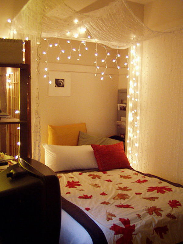 cool lights for your bedroom