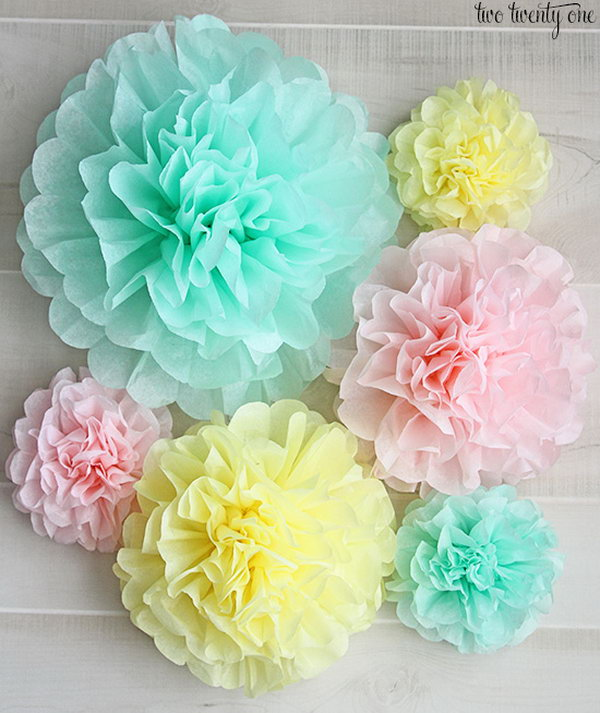 How To Decorate Your Room With Pom Poms
