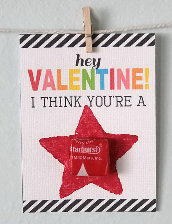 Creative Valentine Cards For Kids - Hative