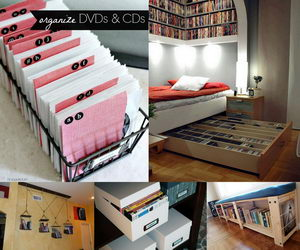 Exceptionnel Creative DIY CD And DVD Storage Ideas Or Solutions   Hative