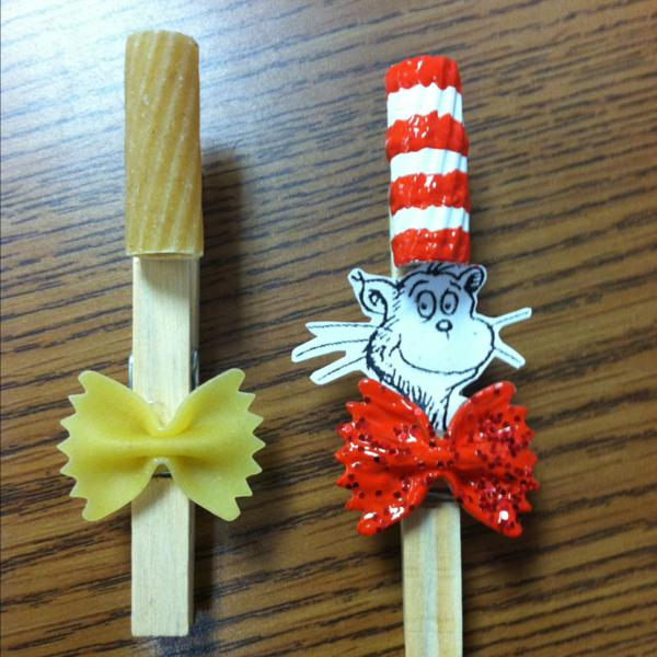 Dr Seuss Crafts for Kids Hative