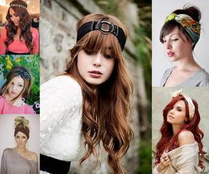 headband-hairstyles-collage