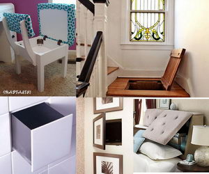 20 Clever Hidden Storage Ideas