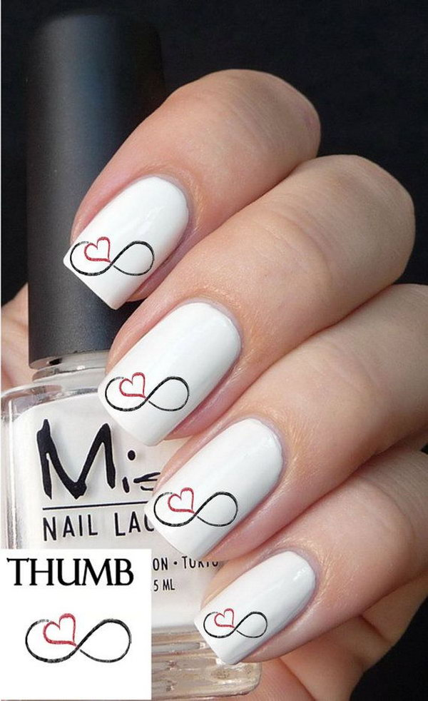 Infinity Nail Designs - Hative