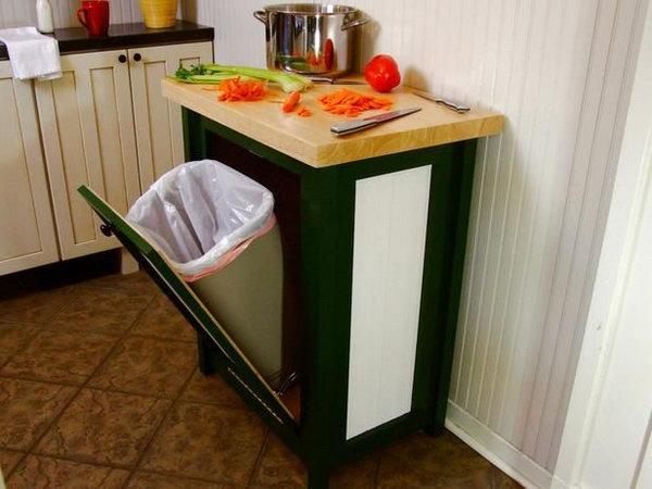 Clever Kitchen Storage Ideas Hative
