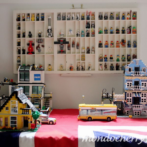 Creative Lego Storage Ideas Hative