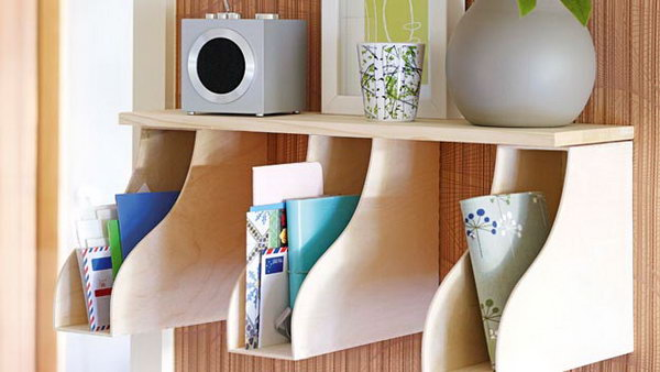 Diy Ideas With Magazine Storage Box Hative