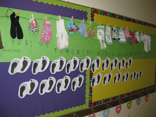Creative Math Bulletin Board Ideas on Cute Bulletin Board Ideas Preschool