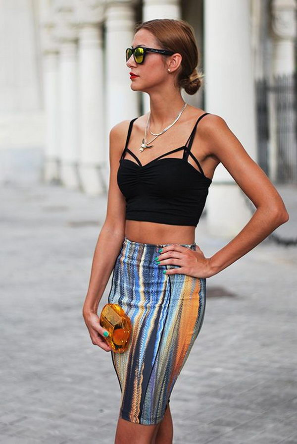 25 stylish pencil skirt ideas hative