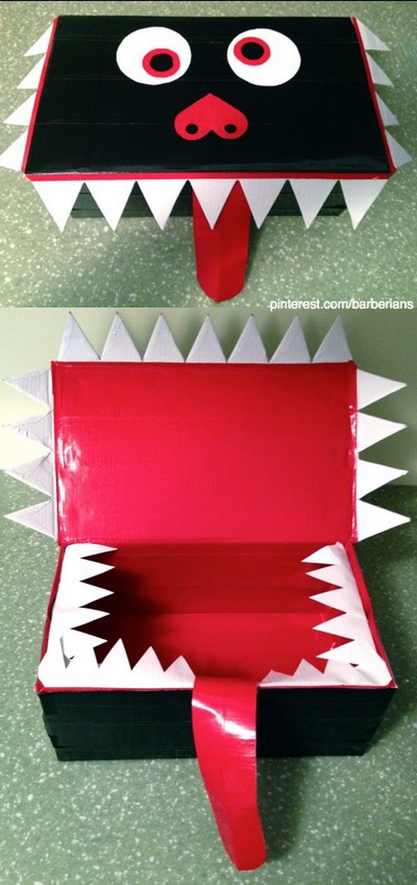 30 Shoe Box Craft Ideas: DIY Ideas With Recycled Shoe Box