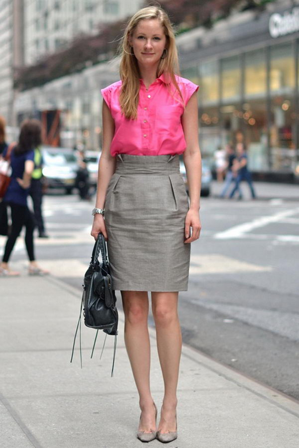 30 Cute Work Outfit Ideas For Girls Hative