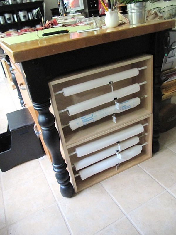 Diy Old Drawers