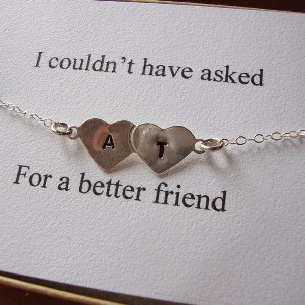 Best friend gift ideas hative for A perfect gift for a friend