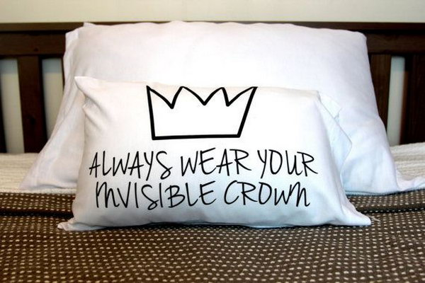A Customized Pillow Is Wonderful And Original Gift For Besties It