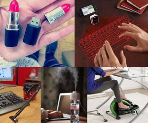 cool-office-gadgets-collage