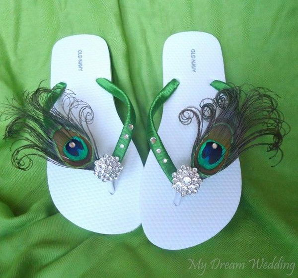 20  diy flip flop ideas